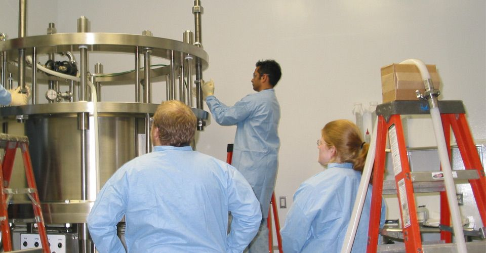 G&G Opens New Clean Room Facility
