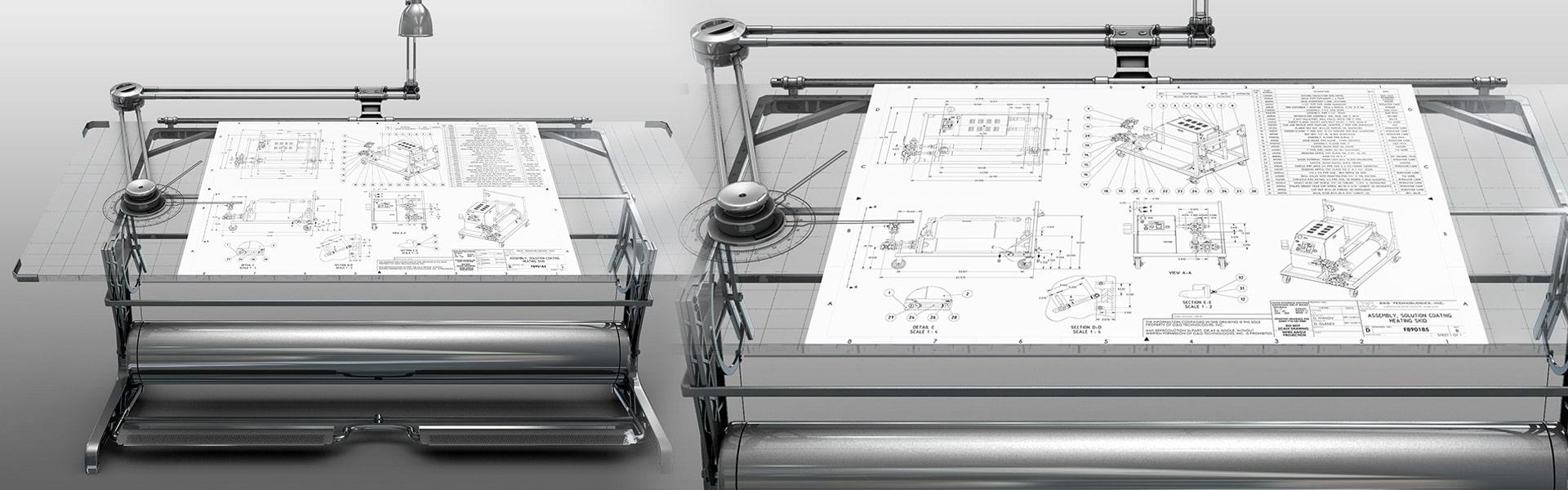 Design, modeling and engeneering